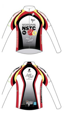 Long Sleeve Cycle Jersey NEW